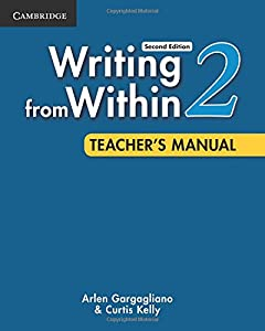 Writing from Within Level 2 Teacher's Manual