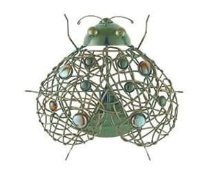 Cuentas de 33 cm x 34 cm insecto jardín Arte de la pared