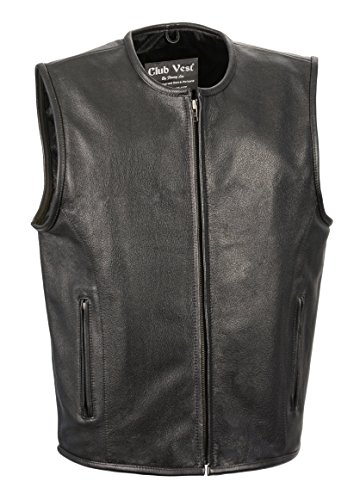 (Club Vest Men's Mesh Racing Removable Rain Jacket Liner (BLACK, X - Small))