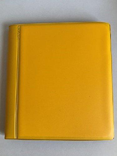 /40/Foto/ /65003004/ /Album fotografico per istantanee tipo POLAROID Original o impossibile/ svar/ /PVC giallo oro /Memo tinto/