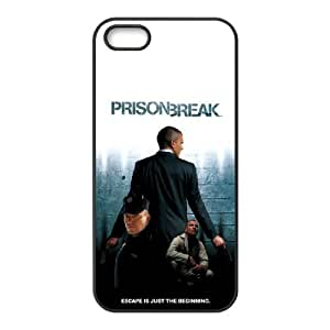 ANCASE Prison Break 2 Phone Case For iPhone 5,5S [Pattern-1]