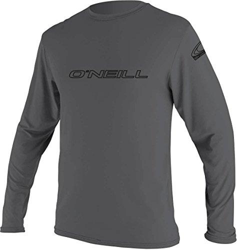 O'Neill Wetsuits Men's Basic Skins UPF 50+ Long Sleeve Sun Shirt