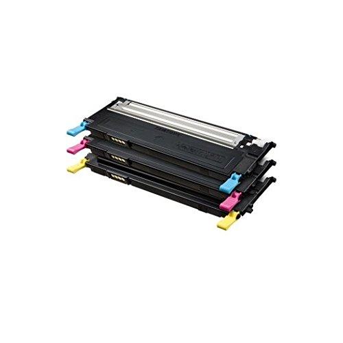 Samsung CLP-310, CLP-315, CLX-3170, CLX-3175 Series Color Toner
