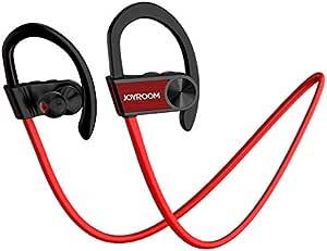 JOYROOM Head phone Wireless, Red