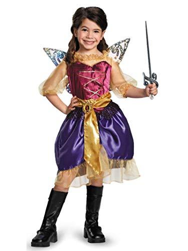 Tween Pirate Cutie Girls Costumes - Disguise Disney's The Pirate Fairy Pirate