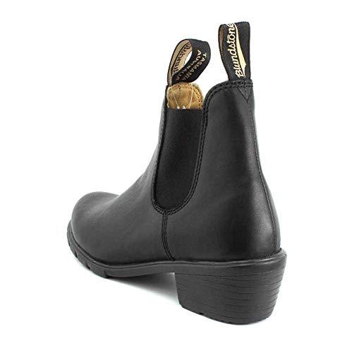 stivali Stivaletti 36 Nero Stivaletti Heel Boot Women's Blundstone Donne nIwqgU67