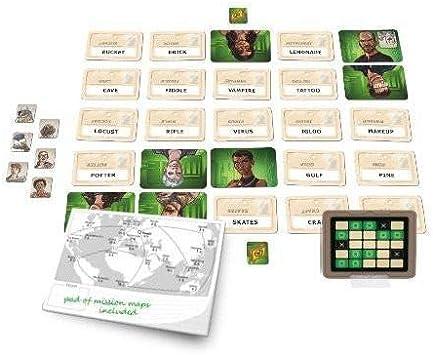 Devir- Código Secreto Dúo, única (Bgcosed): Amazon.es: Juguetes y juegos