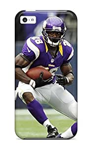 For Audunson Iphone Protective Case, High Quality For Iphone 5c Adrian Peterson Football Skin Case Cover