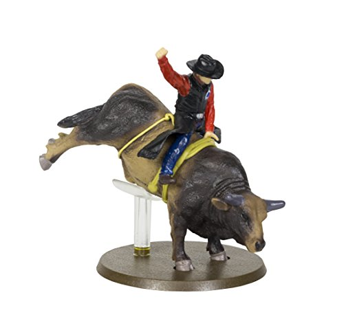 Pbr Bull - Big Country Toys Sweet Pro's Bruiser - 1:20 Scale - PBR 2017 Bull of The Year - Bull Riding Figurine - Rodeo Figurine