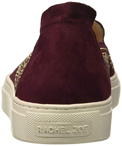 Women's Studs Sneaker Cabernet Rachel Burke Zoe Z5aUqg