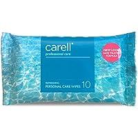Carell Professional Care - Verfrissende persoonlijke verzorging doekjes - zacht, dermatologisch getest, alcoholvrij…