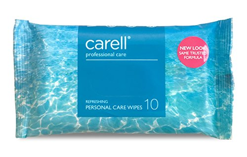 Clinell Refreshing Patient Wipes - Pack of 10 Gama Healthcare CRW10
