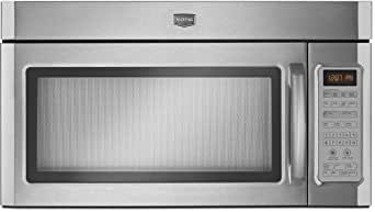 Maytag MMV5208WS 2 Cu. Ft. Stainless Steel Over-the-Range Microwave