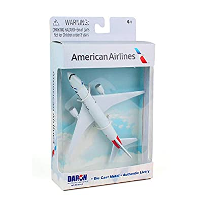 Daron American Airlines Single Plane: Toys & Games