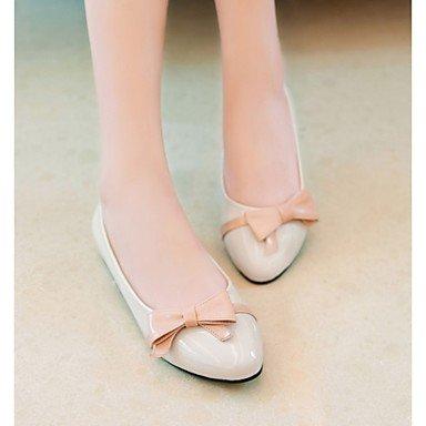 Cómodo y elegante soporte de zapatos de tacón para mujer primavera verano otoño invierno comodidad novedad pu sintético boda oficina y carrera partido y vestido de noche Casual Stiletto talón beige