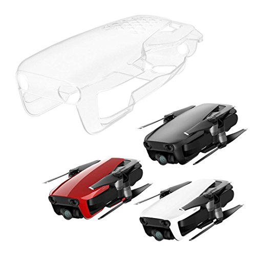 Cinhent Drone Accessories Kit, Waterproof Silicone Protective Body Cover Case for DJI Mavic Air, Heat Resistan, Remote Control Quadcopter Durable Equipment Parts, No Drone