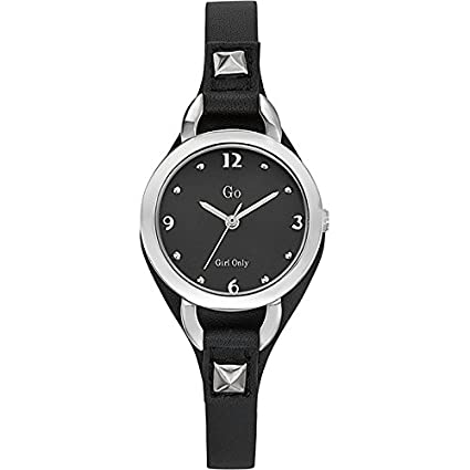 GO, Girl Only Analogue Black Dial Women's Watch - 698286