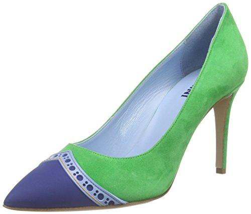 Pollini Scarpad.princess85 Cam.ver/Bt-az-oc - Tacones Mujer Verde