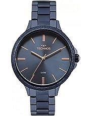 Relógio Feminino Technos Trend 2035MME/4A - Azul