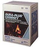 Duravent 6' DuraPlus Through the Wall Kit