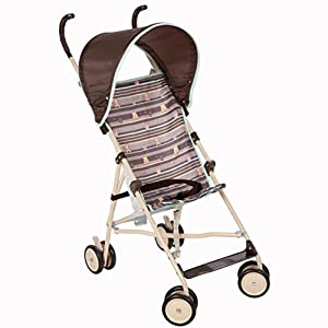 Disney Umbrella Stroller with Canopy, My Hunny Stripes