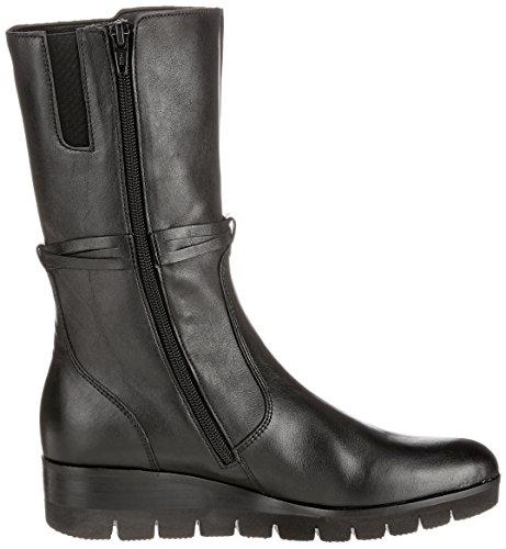Fashion Negro Gabor Shoes Schwarz para 27 Mujer Botas Gabor B1ExwYY
