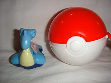 Burger King Pokemon Happy Meal lanzador Lapras Figura con ...