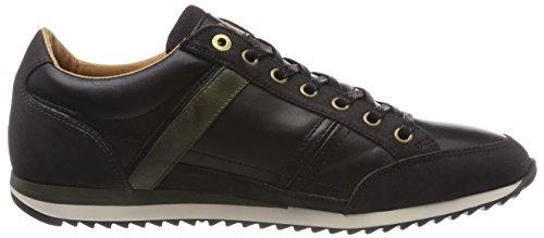 Pantofola d'Oro Men's Matera Uomo Low Trainers Black (Black .25y) sale low shipping fee 7wl5qFL2