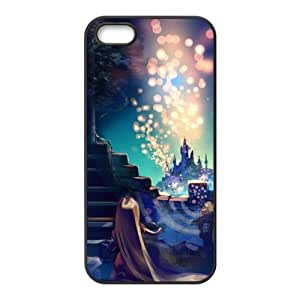 Tangled Pattern Design Solid Hard Customized Cover Case for IPhone 4 4s-linda537