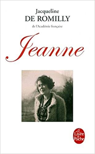 Jeanne French Edition De Romilly 9782253166740 Amazon