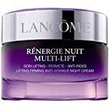 Lancome Renergie Nuit Multi-Lift Firming Anti-Wrinkle Night Cream for Unisex, 1.7 Ounce