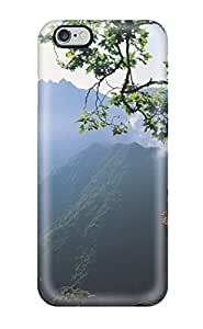 Anti-scratch And Shatterproof Quite A View Beautiful Watching Over Nature Other Phone Case For Iphone 6 Plus/ High Quality Tpu Case