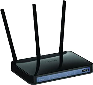 Netgear WNR2500-100NAS IEEE 802.11n 450 Mbps Wireless Router