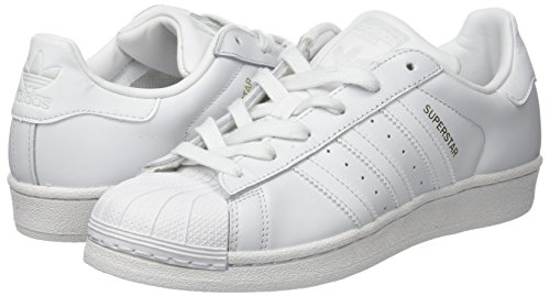 White crywht Noir me Vert Cblack Collegiate Cgreen S16 Superstar Blanc Adidas Hommes Baskets Crystal Ow78I8