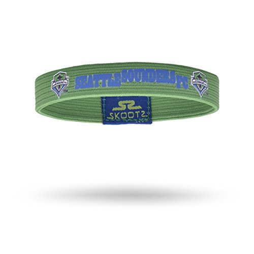Officially Licensed MLS Wristbands (Large, Seattle (Officially Licensed Wristbands)