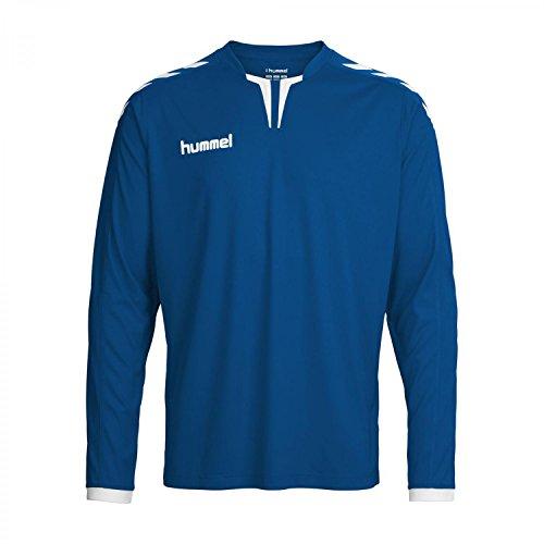 Hummel Herren Trikot Core Long Sleeve Poly Jersey, True Blue, S, 04-615-7045