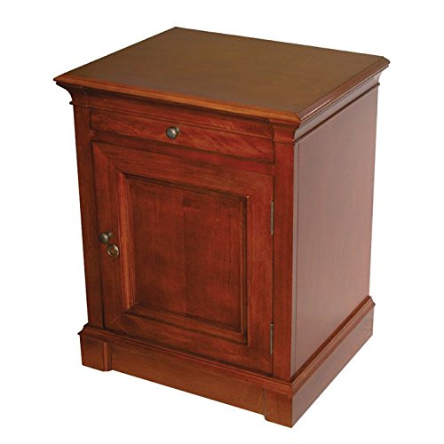 The Lauderdale End Table Humidor by The Lauderdale