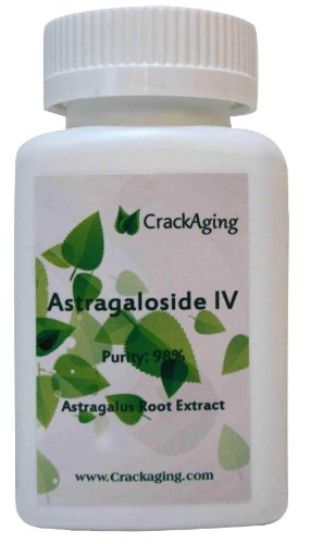 Super-Absorption Astragaloside IV 98% 50mg--- Anti-Aging Supplement by Crackaging