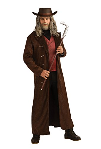Rubie's Costume Co Men's Jonah Hex Quentin Turnbull Costume, Multi, One Size - Jonah Hex Halloween Costumes