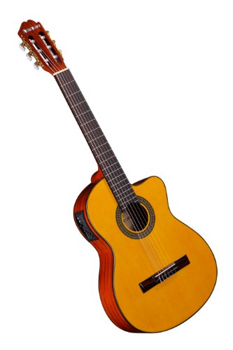 Suzuki Musical Instrument Corporation SCG-36CE Acoustic-Electric Guitar