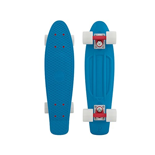 Penny Classic Skateboard - Blue Jay 22
