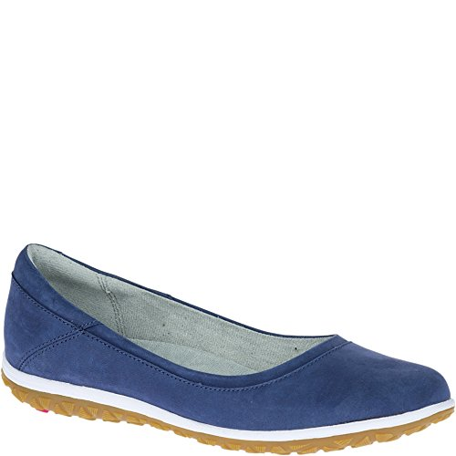 Hush Puppies Mujeres Berkleight Audra Slip-on Loafer Navy Nubuck