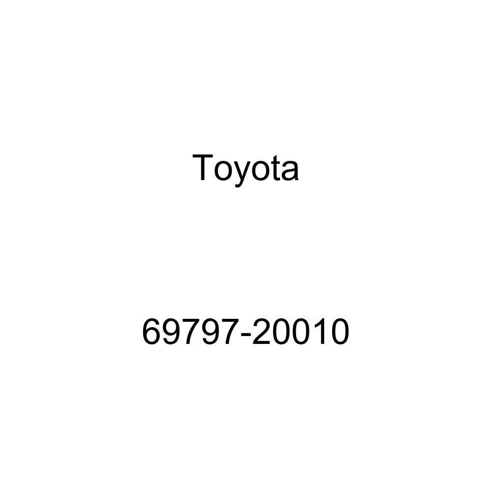 Toyota 69797-20010 Door Cylinder To Lock Control Link