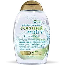 OGX Weightless Hydration Coconut Water Shampoo, 13 fl. oz.