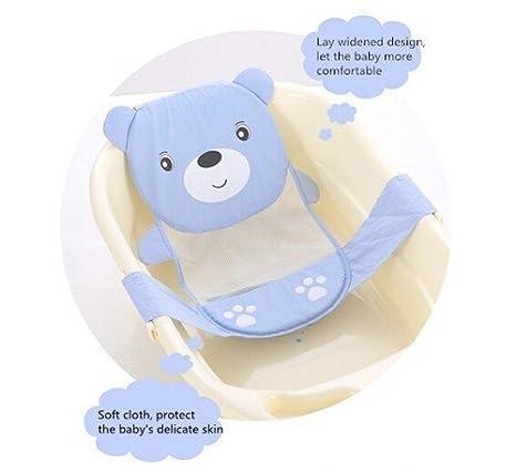 Treasure-house recién nacido bebé bañera asiento, lindo bebé Baño ...