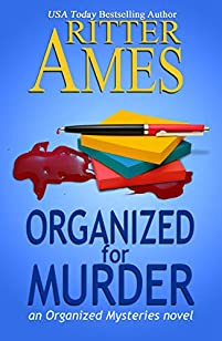 Organized For Murder by Ritter Ames ebook deal