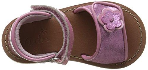 Aster Visine - Zapatos de primeros pasos Bebé-Niños Rosa - rosa