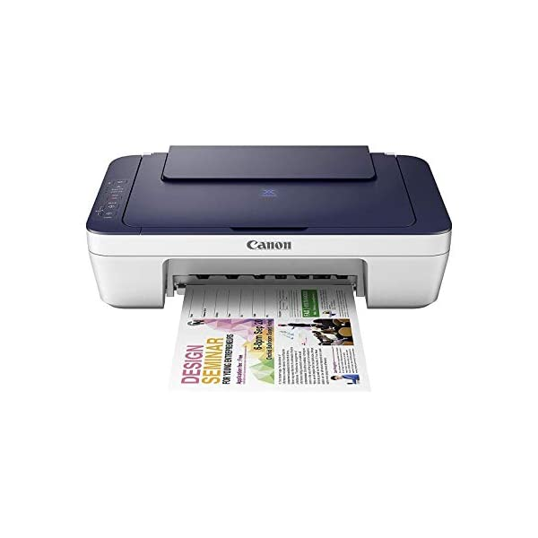 Canon PIXMA MG2577s All-in-One Inkjet Colour Printer (Blue/White) 5