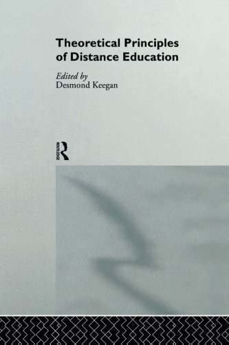 Theoretical Principles of Distance Education (Routledge Studies in Distance Education)