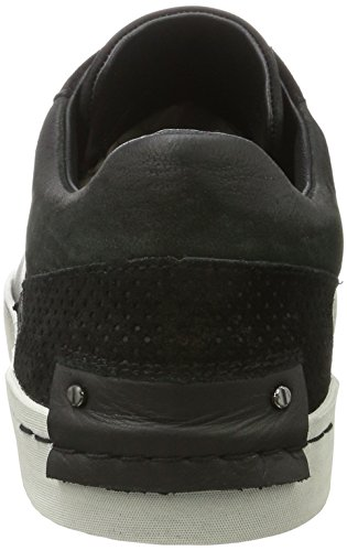 Crime London Men's 11011a17b Low-Top Sneakers Black (Schwarz) outlet classic purchase cheap price sale how much buy cheap prices BtaNqSnxS